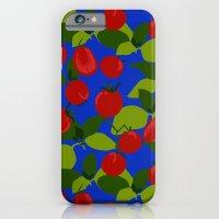 Tomato Basil Pattern iPhone 6 Slim Case