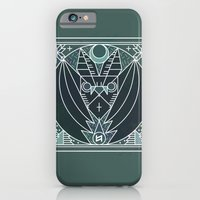 iPhone & iPod Case featuring Bat from Transylvania by chobopop