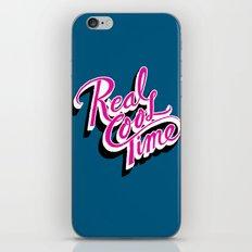Real Cool Time iPhone & iPod Skin