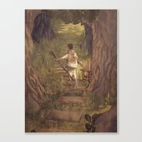 The 88 Canvas Print