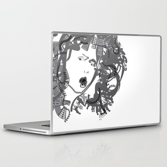 Med-usa Laptop & iPad Skin