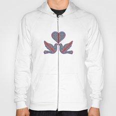 Butterfly Garden Hoody