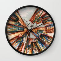 The City Pt. 4 Wall Clock