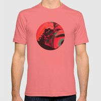 Untitled Mens Fitted Tee Pomegranate SMALL