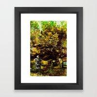 Antakya^da F. Millet'in … Framed Art Print