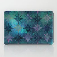 Bohemian Night Skye - Green iPad Case