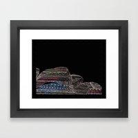 The Jetty Framed Art Print