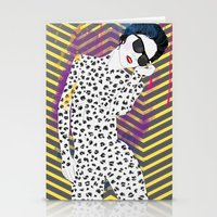 Good girls Stationery Cards