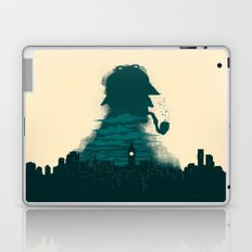 Sherlock Holmes Laptop & iPad Skin