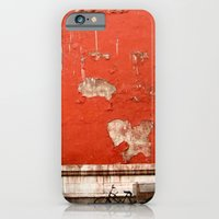 iPhone & iPod Case featuring The Abandoned Bicycle by Ananya Ghemawat