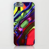 iPhone & iPod Case featuring Incarnation of Madness by rvz_photography