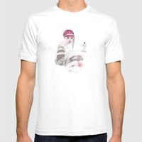 H is For Home Mens Fitted Tee White SMALL
