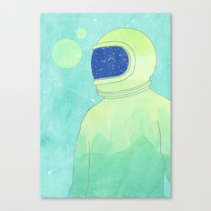 Wanderer Within Canvas Print