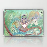 The Secret of Fantasies Laptop & iPad Skin