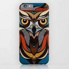 Oldschool Owl Slim Case iPhone 6s