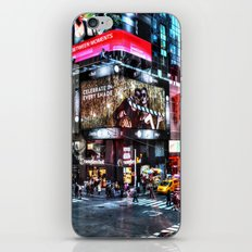 Times Square New York iPhone & iPod Skin