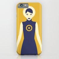 Isolde Yellow iPhone 6 Slim Case