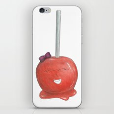 Blushing Toffee Apple iPhone & iPod Skin