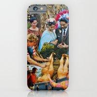 Coral LP Album Artwork iPhone 6 Slim Case