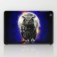'The Watcher' iPad Case