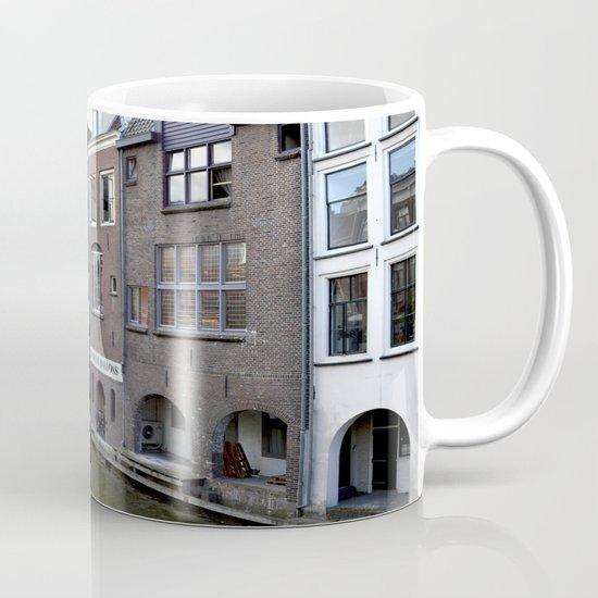 Water and bricks Mug
