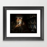 St Nicholas Framed Art Print