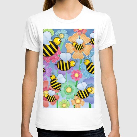 Busy Buzzers. T-shirt