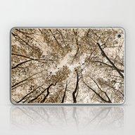 Sepia Fall Laptop & iPad Skin