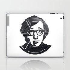 Woody Allen Laptop & iPad Skin