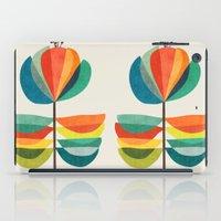 Whimsical Bloom iPad Case