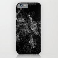 New Delhi Map iPhone 6 Slim Case