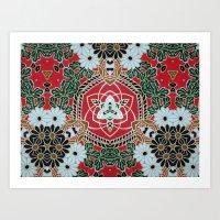 Strawberry Fields Foreve… Art Print