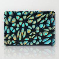 Blue Bloobly iPad Case