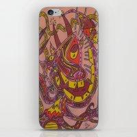 Uxellinus iPhone & iPod Skin