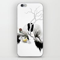 THE SIMPLE THINGS iPhone & iPod Skin