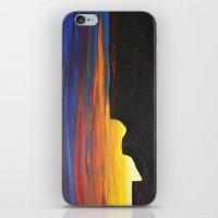 Grand Mesa Sunrise iPhone & iPod Skin