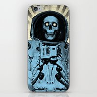 Punk Space Kook iPhone & iPod Skin