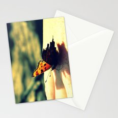 Butterfly Kisses 2 Stationery Cards
