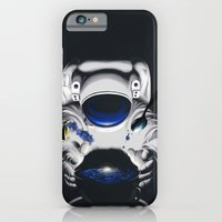 iPhone & iPod Case featuring Cafe Galactica by JoPruDuction Art