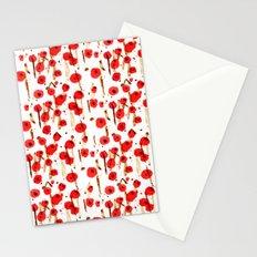 Début du printemps Stationery Cards