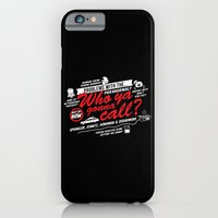 Better Call The Boys in Gray iPhone 6 Slim Case