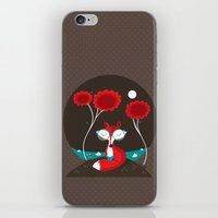 About A Red Fox iPhone & iPod Skin