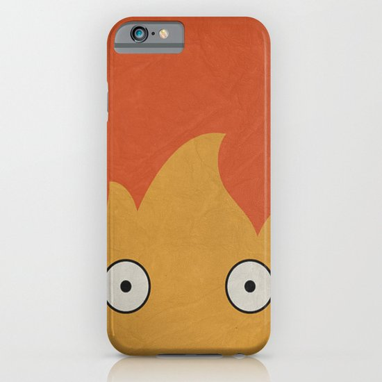 Howl's Moving Castle Poster iPhone & iPod Case