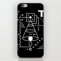 The Harsh Truth Of The C… iPhone & iPod Skin