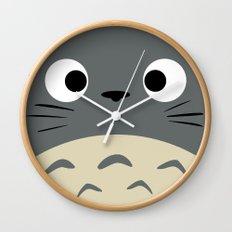 Curiously Troll ~ My Neighbor Troll Wall Clock