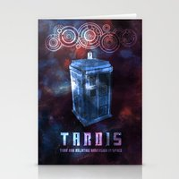 I'm The Doctor. (Version… Stationery Cards