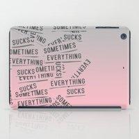 Mmm iPad Case