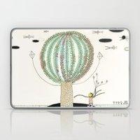 Knock Knock Knock-Tree Laptop & iPad Skin