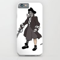 iPhone & iPod Case featuring Pirate Prosthetics by Deesign