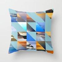 Australian Sky #2 Throw Pillow